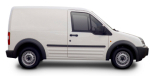 Local Van Hire - Small Hire Van Ford Transit Connect, Vauxhall Combo or Similar